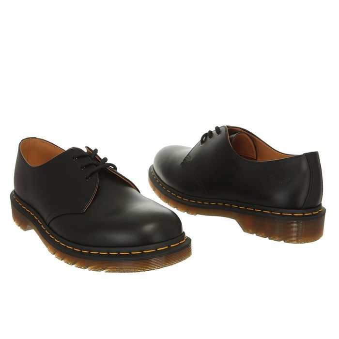 DR. MARTENS Chaussures Derby cuir Continuity 1461 z7wNtFj