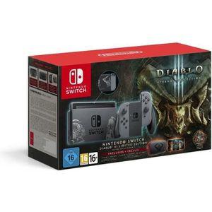 CONSOLE NINTENDO SWITCH Console Nintendo Switch Diablo Eternal Collection