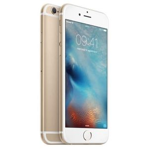 SMARTPHONE RECOND. iPhone 6 64 Go Gold reconditionné - Garantie 1 an