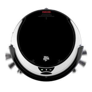 ASPIRATEUR ROBOT DIRT DEVIL M611 Aspirateur robot Fusion ultra slim