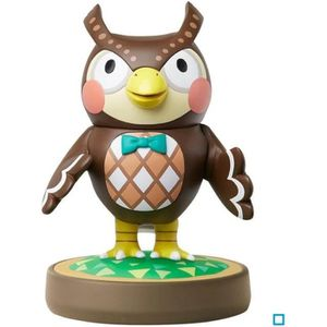 FIGURINE DE JEU Figurine Amiibo Thibou Collection Animal Crossing