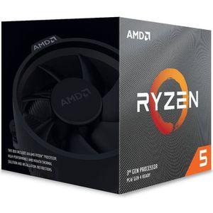 PROCESSEUR AMD Processeur Ryzen 5 3600X Wraith Spire cooler