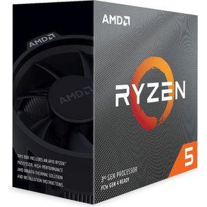 PROCESSEUR AMD Processeur Ryzen 5 3600 Wraith Stealth cooler