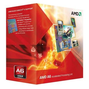 PROCESSEUR AMD A6 3500 2.1GHz
