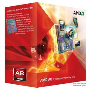 PROCESSEUR AMD A8 3850 2.9 GHz