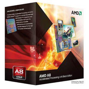 PROCESSEUR AMD A8 3870K Black Edition 3.0GHz