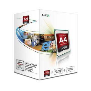PROCESSEUR AMD A4 6320 3.8GHz    AD6320OKHLBOX