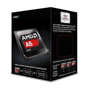 PROCESSEUR AMD A6 6400K BE 4.1GHz    AD640KOKHLBOX