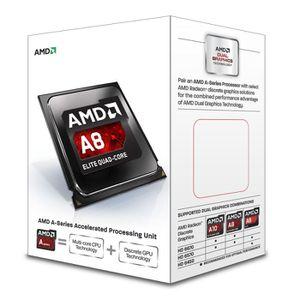 PROCESSEUR AMD A8 6500 4.1GHz