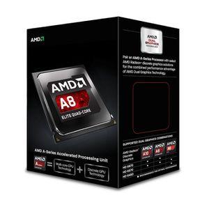 PROCESSEUR AMD A8 6600K 4.3GHz Black Edition