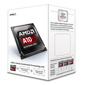 PROCESSEUR AMD A10-6700 4.2GHz
