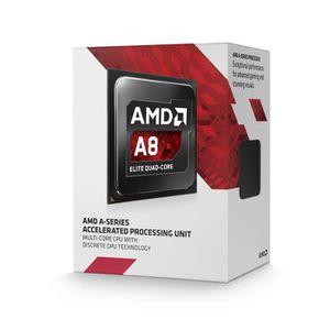 PROCESSEUR AMD A8 7600 3.1GHz    AD7600YBJABOX