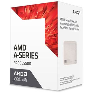 PROCESSEUR AMD Processeur X4 950 - Socket AM4 - 4/4 Core - 38