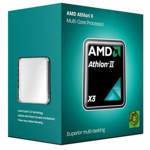 PROCESSEUR AMD Athlon II X3 450