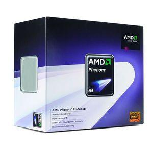 PROCESSEUR AMD Processeur Phenom 9750 Quad Core 2.4GHz 125W