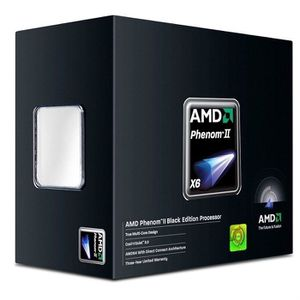 PROCESSEUR AMD Phenom II X6 1100T Black Edition