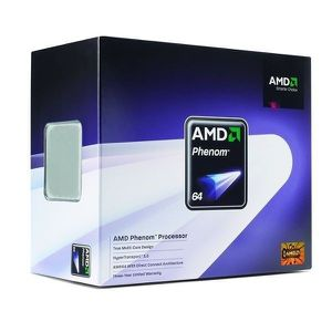 PROCESSEUR AMD Processeur Phenom II X4 810 QuadCore