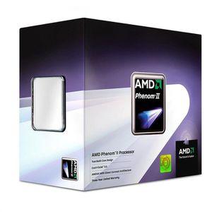 PROCESSEUR AMD Processeur Phenom II X4 925 2.8GHz