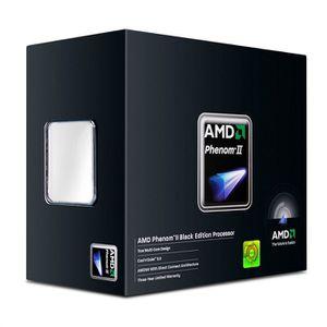 PROCESSEUR AMD Processeur Phenom II X2 550 Black Edition