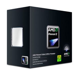PROCESSEUR AMD Phenom II X2 560 Black Edition 3.3GHz