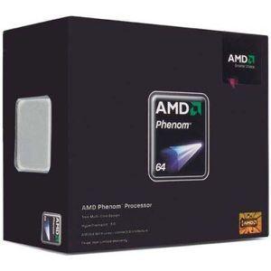 PROCESSEUR AMD Processeur Phenom II X3 720 Black Edition Trip