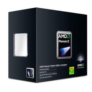 PROCESSEUR AMD Processeur Phenom II X4 940 Black Edition 3GHz