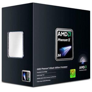 PROCESSEUR AMD Phenom II X4 955 Black Edition