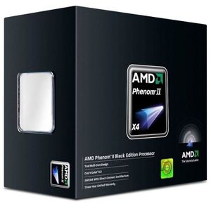 PROCESSEUR AMD Phenom II X4 965 Black Edition