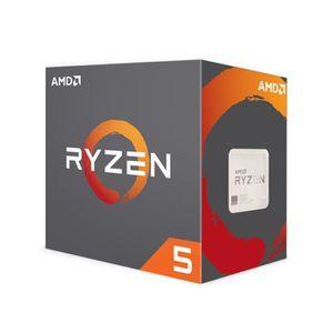 PROCESSEUR AMD Processeur Ryzen 5 1500X avec refroidisseur Wr