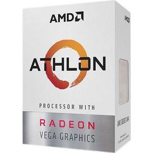 PROCESSEUR Processeur AMD Athlon 200GE APU (YD200GC6FBBOX)