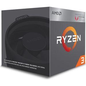 PROCESSEUR AMD Processeur RYZEN 3 2200G - RADEON VEGA 8 GRAPH