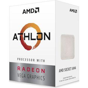 PROCESSEUR Processeur AMD Athlon 240GE - Radeon Vega Graphics