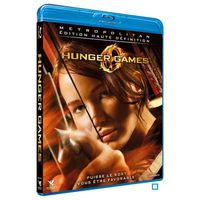 BLU RAY FILM Blu-Ray Hunger games