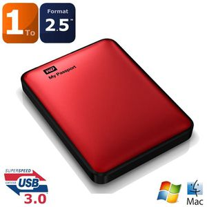 SMARTPHONE RECOND. Western Digital Disque Dur Externe Reconditionné -