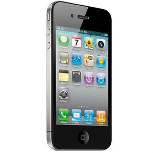 SMARTPHONE APPLE iPhone 4S 16Go Noir