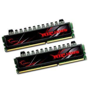MÉMOIRE RAM GSKILL - Mémoire PC RAM - RIPJAWS DDR3 - 4 Go (2X2