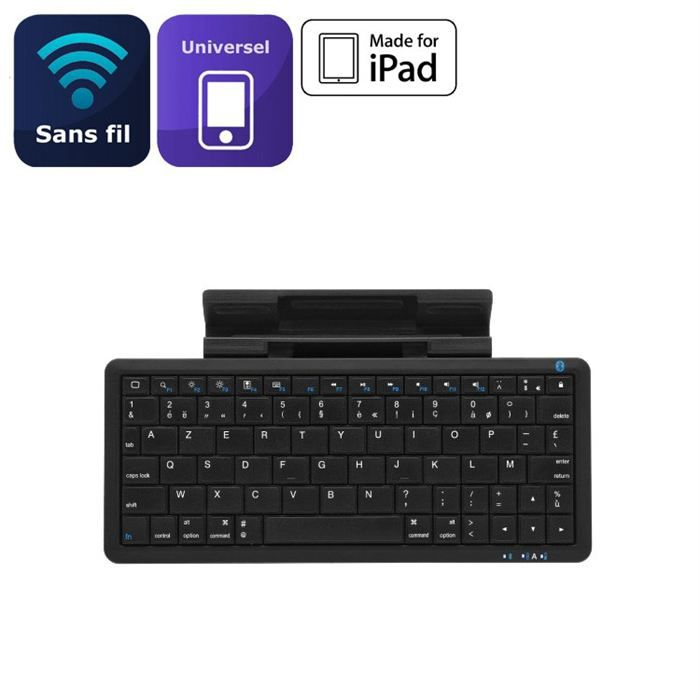 clavier pour tablette samsung galaxy tab 2 4 bluestork clavier bluetooth avec support tablette. Black Bedroom Furniture Sets. Home Design Ideas