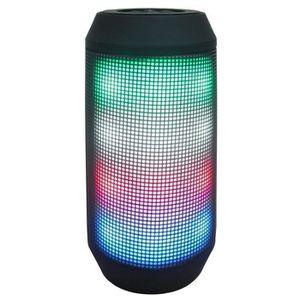 ENCEINTE NOMADE INOVALLEY HP09 BTH Enceinte Lumineuse Bluetooth