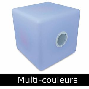 ENCEINTE NOMADE CALIBER HSB 513BTL Enceinte bluetooth - Cube / Tab