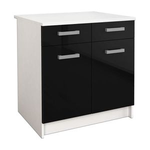 caisson 2 portes achat vente caisson 2 portes pas cher cdiscount. Black Bedroom Furniture Sets. Home Design Ideas
