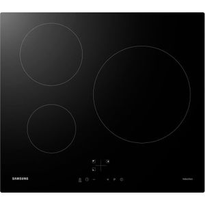 PLAQUE INDUCTION SAMSUNG NZ63M3NM1BB/UR - Table de cuisson inductio