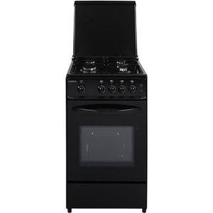 CUISINIÈRE - PIANO OCEANIC 105BV2 - Cuisinière gaz - Noir - 50x50 - E