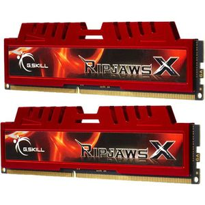 MÉMOIRE RAM GSkill 4Go DDR3 1600Mhz C9    F3-12800CL9D-4GBXL