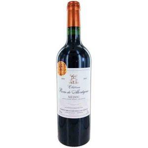 VIN ROUGE Château Pierre de Montignac 2002 Médoc - Vin rouge