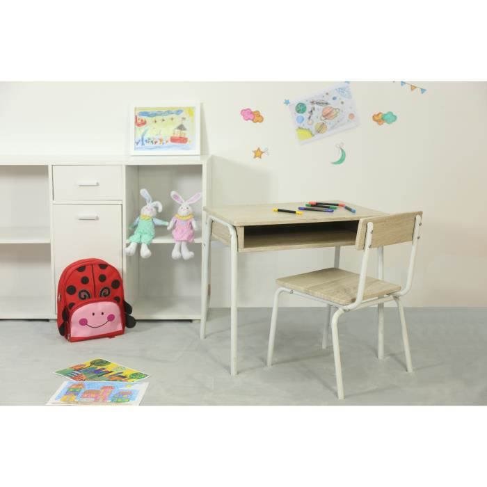 bureau en bois enfant achat vente bureau en bois. Black Bedroom Furniture Sets. Home Design Ideas