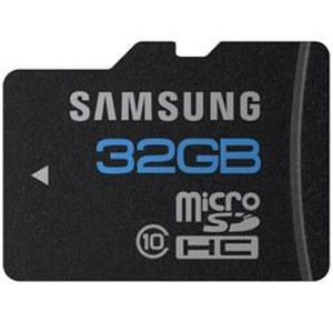 CARTE MÉMOIRE SAMSUNG carte Micro SD 32 Go