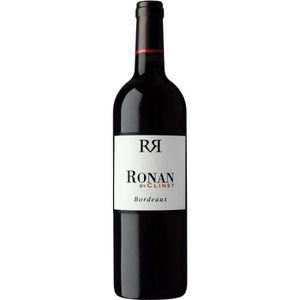 VIN ROUGE Ronan By Clinet 2012 Bordeaux - Vin rouge de Borde