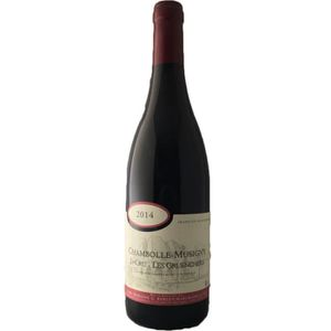 VIN ROUGE Roblot-Marchand Gruenchers 2014 Chambolle-Musigny