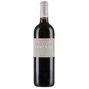 VIN ROUGE Closerie de Camensac 2015 Haut-Médoc - Vin rouge d