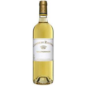 VIN BLANC Carmes De Rieussec 2015 Sauternes - Vin blanc du S